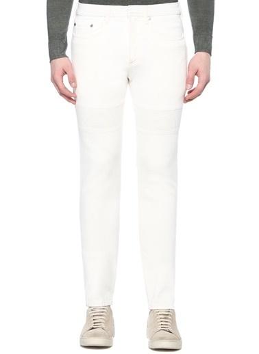 Neil Barrett Jean Pantolon Beyaz
